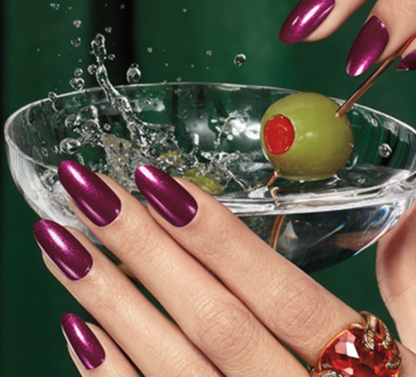 NIEUW: Shellac Cocktail Couture Collection