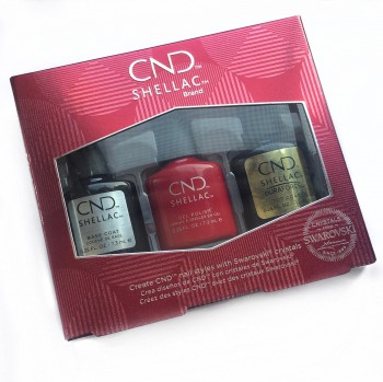 Shellac 40 year anniversary kit - limited edition