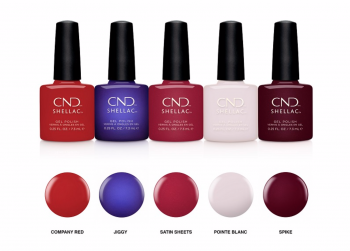 Shellac Iconic Collection